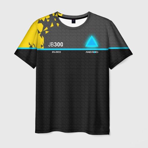 Мужская футболка 3D JB 300 ANDROID Фото 01
