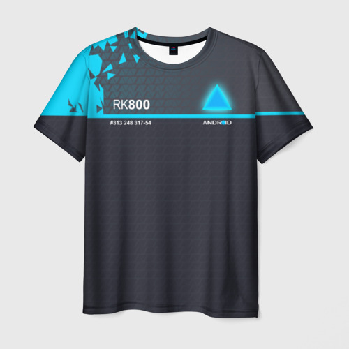 Мужская футболка 3D RK 800 CONNOR Фото 01