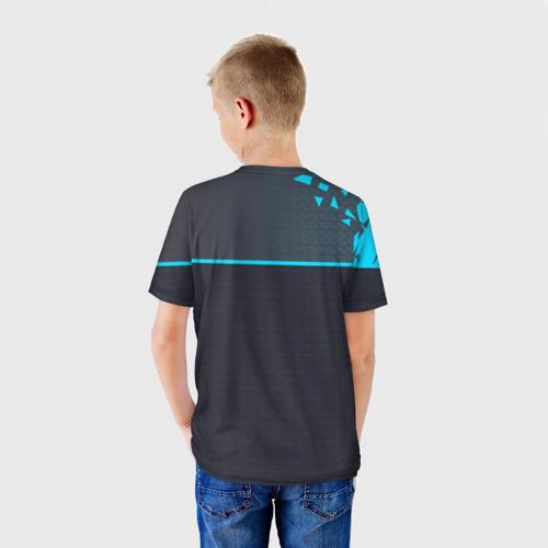 Детская футболка 3D  Фото 02, RK 800 CONNOR