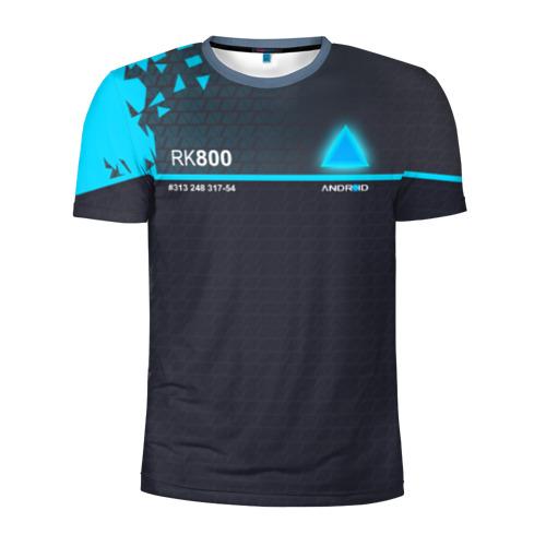 Мужская футболка 3D спортивная RK 800 CONNOR