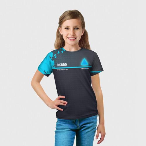 Детская футболка 3D  Фото 03, RK 800 CONNOR
