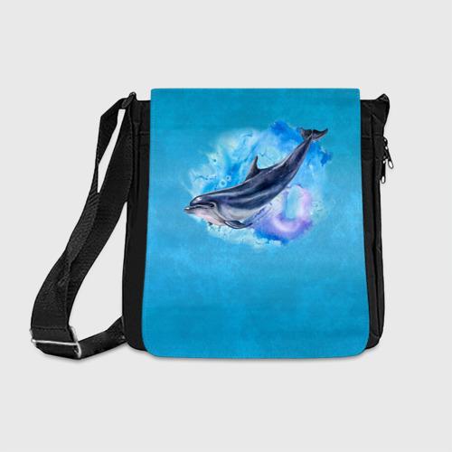 Сумка через плечо Дельфин Фото 01