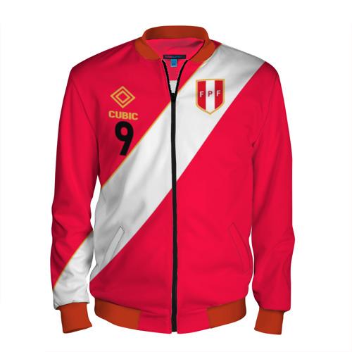 Форма сборной Перу №9