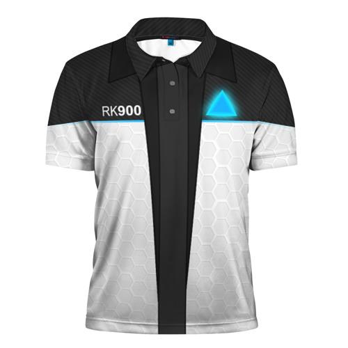 Мужская рубашка поло 3D RK 900 CONNOR