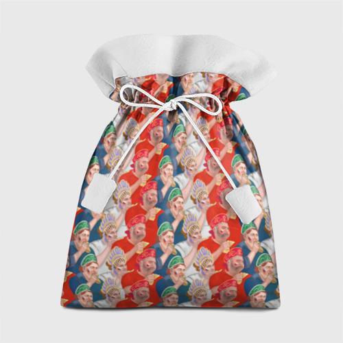 Подарочный 3D мешок Россия-Испания 2018 Фото 01