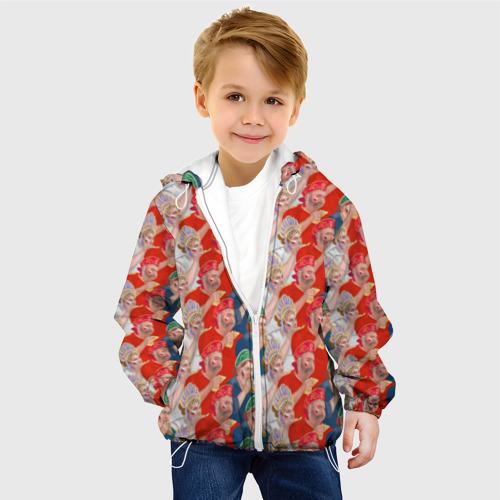Детская куртка 3D Россия-Испания 2018 Фото 01