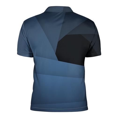 Мужская рубашка поло 3D  Фото 02, Голубь Наташа