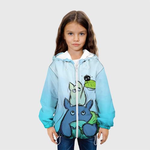 Детская куртка 3D  Фото 04, Мой сосед Тоторо