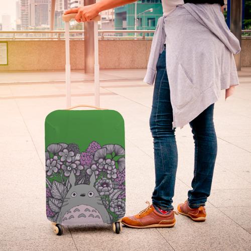 Чехол для чемодана 3D Мой сосед Тоторо Фото 01