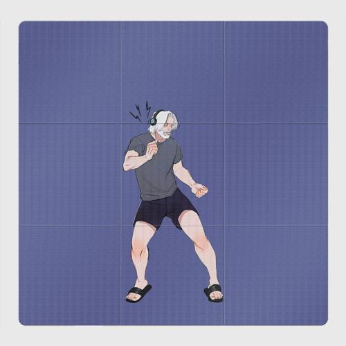 Магнитный плакат 3Х3 Хэнк танцует