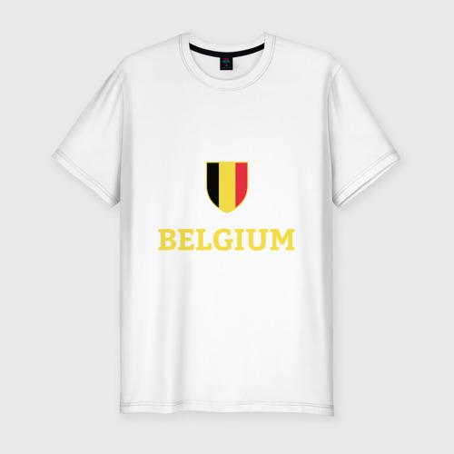 Мужская футболка премиум Belgium