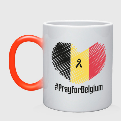 Pray for Belgium