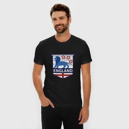 Мужская футболка премиум  Фото 03, Англия