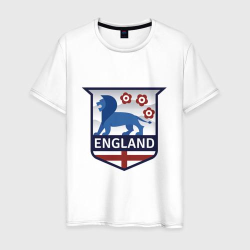 Мужская футболка хлопок Англия