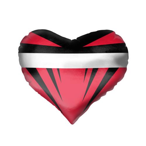 Подушка 3D сердце  Фото 02, Sport