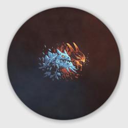 Jakiro - Fire and Ice