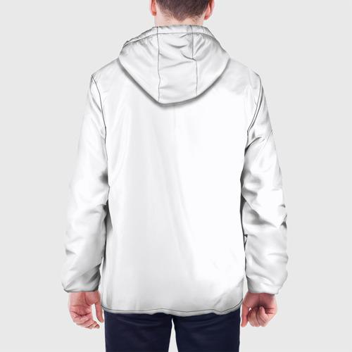 Мужская куртка 3D  Фото 05, тоторо
