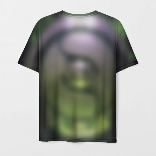 Мужская футболка 3D  Фото 02, The International 2018