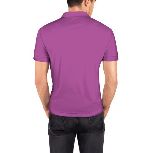 Мужская рубашка поло 3D  Фото 04, Dota2