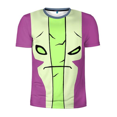Мужская футболка 3D спортивная  Фото 01, Dota2