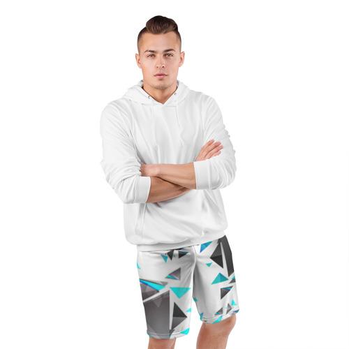 Мужские шорты спортивные TRIANGLE Фото 01