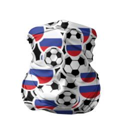 Футбольный Поп арт Россия