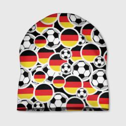 Футбольный Поп арт Германия
