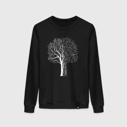 Дерево Киберпанк