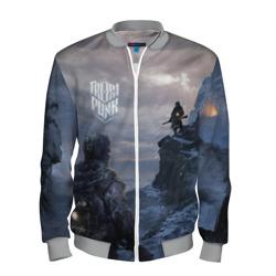 Frostpunk - mountain