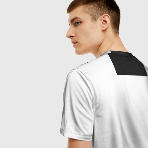 Мужская футболка 3D Форма Ювентуса 18-19 Фото 01