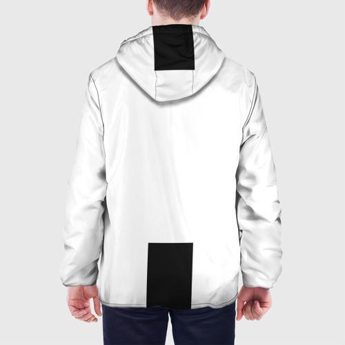 Мужская куртка 3D Форма Ювентуса 18-19 Фото 01