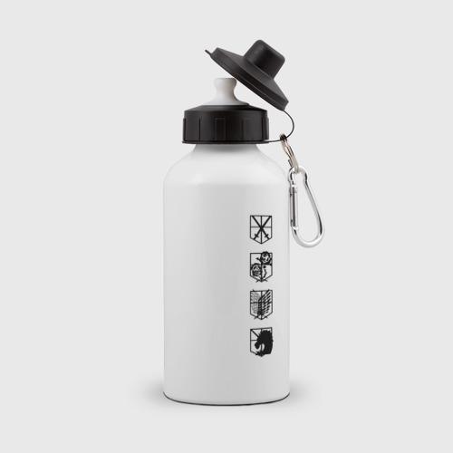Бутылка спортивная  Фото 01, Атака титанов