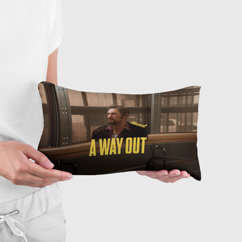 Подушка 3D антистресс  Фото 03, A Way Out Vincent