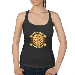 Мир, Любовь и Пицца