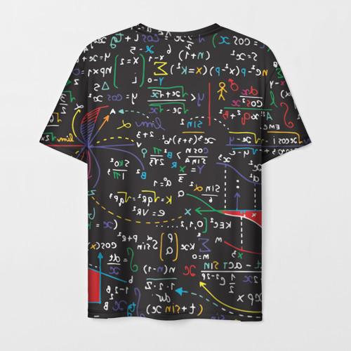 Мужская футболка 3D Math Фото 01