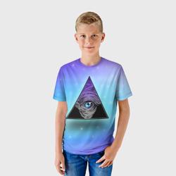 Пирамида / Всевидящее око