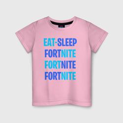 Eat Sleep Fortnite