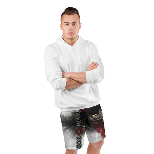 Мужские шорты спортивные God of War Фото 01