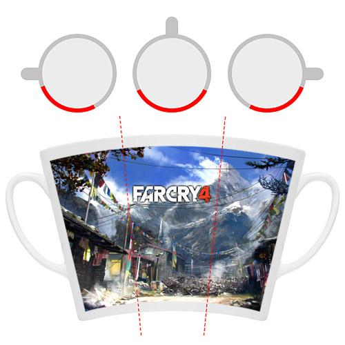 Кружка Латте Far Cry 4 Фото 01