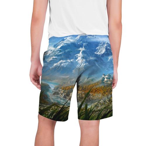 Мужские шорты 3D  Фото 02, Far Cry 4