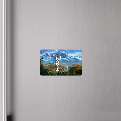 Магнит виниловый Visa Far Cry 4 Фото 01