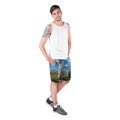 Мужские шорты 3D  Фото 03, Far Cry 4