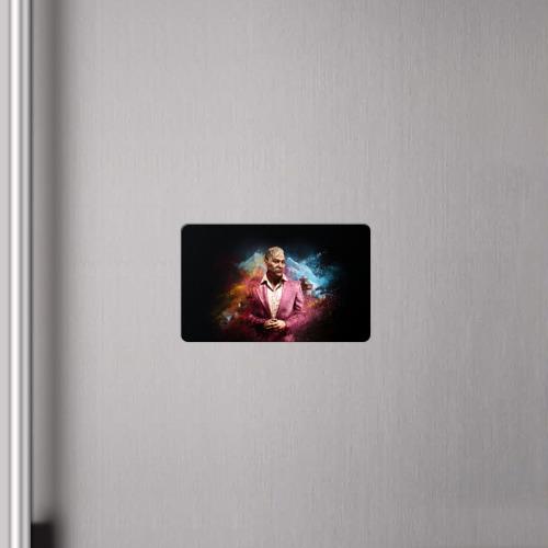Магнит виниловый Visa  Фото 04, Пэйган Мин: Король Кирата
