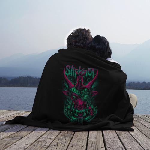 Плед 3D  Фото 02, Slipknot