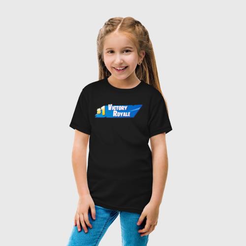 Детская футболка хлопок Новое лого Фото 01