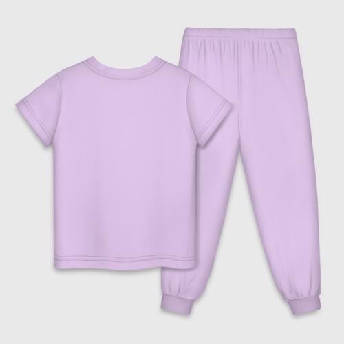 Детская пижама хлопок Новое лого Фото 01