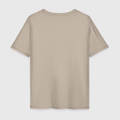 Мужская футболка хлопок Oversize Новое лого Фото 01