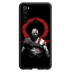 Чехол для Xiaomi Redmi Note 8 God of War 4