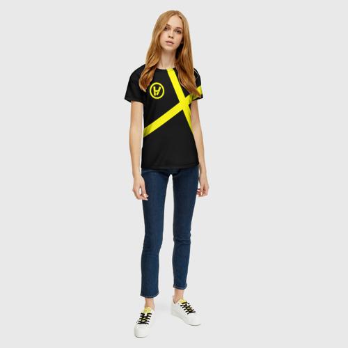 Женская футболка 3D Twenty One Pilots Фото 01