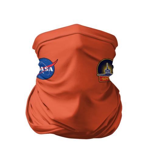 Бандана-труба 3D NASA Фото 01